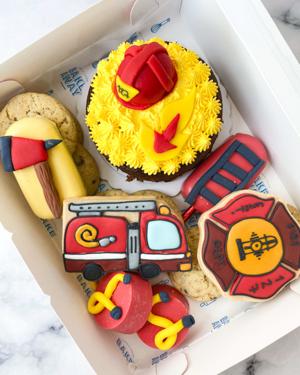 galletas bombero