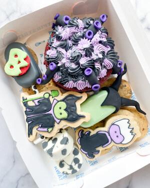 giftbox tematico villanas