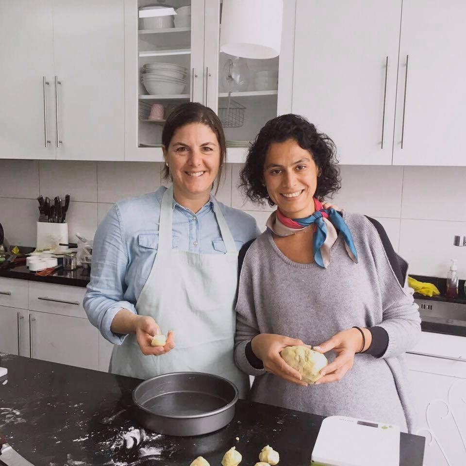 bake away galletas